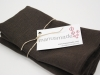 Brown Linen Napkins