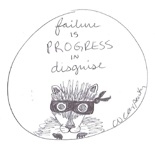Failure is Progress in Disguise